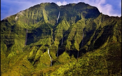 August SPOTLIGHT on the Mountains of Hawaiʻi